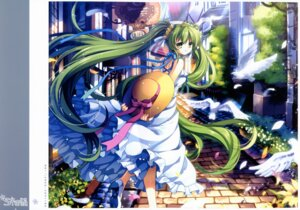 Rating: Safe Score: 11 Tags: capura.l crease dress eternal_phantasia hatsune_miku summer_dress vocaloid User: blooregardo