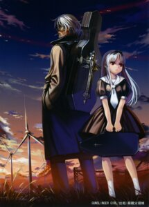 Rating: Safe Score: 25 Tags: abyss alphonse el gunslinger_girl moe_shoujo_ryouiki seifuku sound_horizon User: midzki