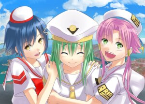 Rating: Safe Score: 6 Tags: aika_granzchesta alice_carroll aria mizunashi_akari sakura_haru User: Radioactive