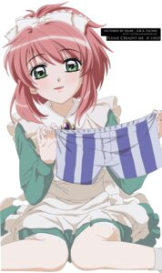 Rating: Safe Score: 10 Tags: inukami maid nadeshiko signed User: Radioactive