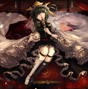 Rating: Safe Score: 17 Tags: kyogoku-uru shikieiki_yamaxanadu touhou User: Mr_GT