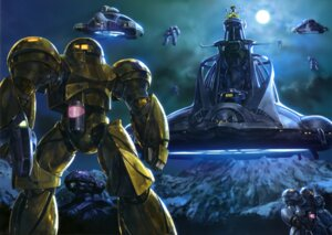 Rating: Safe Score: 5 Tags: gundam mecha sumo turn_a_gundam User: Radioactive