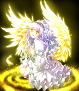 Rating: Safe Score: 19 Tags: dress myaaco wings User: V_Phantom