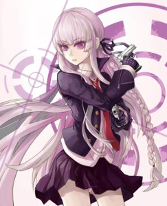 Rating: Safe Score: 14 Tags: dangan-ronpa gun kirigiri_kyouko mr.dark User: sylver650