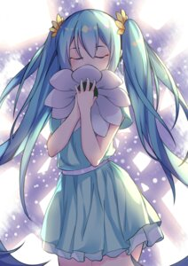 Rating: Safe Score: 31 Tags: dress hatsune_miku pekakiu vocaloid User: Mr_GT