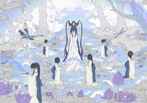 Rating: Safe Score: 21 Tags: eris_(artist) kimono monster_girl User: Radioactive
