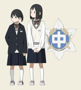 Rating: Safe Score: 8 Tags: kumanoi_(nichols) seifuku User: Radioactive