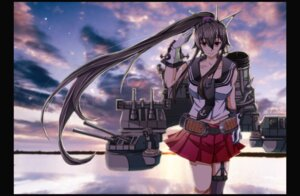 Rating: Questionable Score: 18 Tags: cleavage kantai_collection seifuku stockings tagme thighhighs yahagi_(kancolle) User: Poubelle