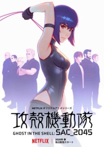 Rating: Safe Score: 15 Tags: business_suit ghost_in_the_shell ilya_kuvshinov leotard User: rx178aeug