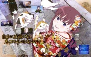 Rating: Safe Score: 20 Tags: just_because! kimono natsume_mio neko shikibu_miyoko User: drop
