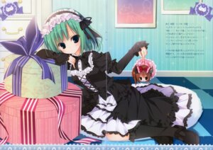 Rating: Safe Score: 13 Tags: chibi crease inugami_kira lolita_fashion necotoxin User: WtfCakes