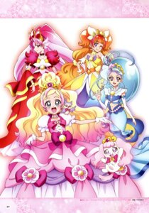 Rating: Questionable Score: 5 Tags: dress go!_princess_pretty_cure pretty_cure tagme User: Radioactive