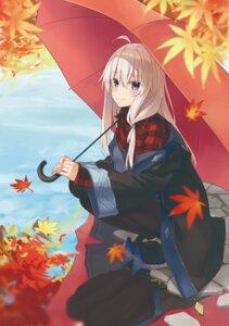 Rating: Safe Score: 26 Tags: majo_no_tabitabi tagme umbrella User: kiyoe