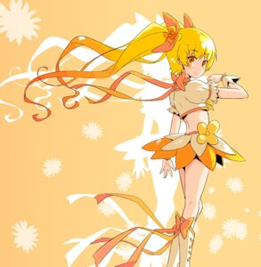 Rating: Safe Score: 19 Tags: heartcatch_pretty_cure! myoudouin_itsuki pretty_cure sw User: fireattack