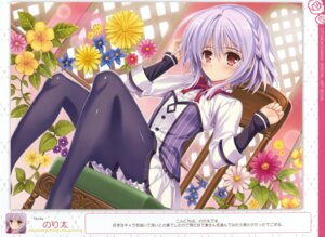 Rating: Safe Score: 39 Tags: asuka_minato norita otome_domain palette_qualia pantyhose seifuku trap User: Twinsenzw