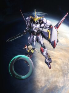 Rating: Questionable Score: 13 Tags: gundam gundam_iron-blooded_orphans mecha User: mood