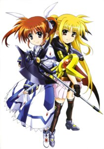 Rating: Safe Score: 18 Tags: fate_testarossa mahou_shoujo_lyrical_nanoha mahou_shoujo_lyrical_nanoha_a's mahou_shoujo_lyrical_nanoha_the_movie_2nd_a's takamachi_nanoha thighhighs User: Jigsy