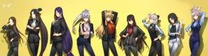 Rating: Safe Score: 27 Tags: animal_ears business_suit chacha_(fate/grand_order) cleavage crossdress demon_archer fate/grand_order kibou minamoto_no_raikou_(fate/grand_order) miyamoto_musashi_(fate/grand_order) pantyhose ryougi_shiki sakura_saber suzuka_gozen_(fate/grand_order) tomoe_gozen_(fate/grand_order) ushiwakamaru_(fate/grand_order) User: Nepcoheart