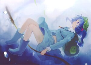 Rating: Safe Score: 12 Tags: iwamoto_james kawashiro_nitori touhou User: Radioactive