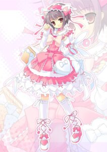 Rating: Safe Score: 49 Tags: animal_ears dress lolita_fashion nagato_yuki suzumiya_haruhi_no_yuuutsu yoshiwo User: fairyren