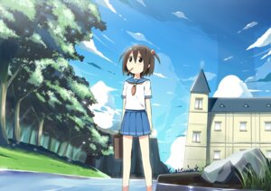 Rating: Questionable Score: 22 Tags: seifuku sky-freedom User: vily00-