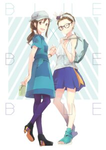 Rating: Safe Score: 14 Tags: heels megane pantyhose yoshito User: animeprincess