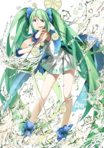 Rating: Safe Score: 31 Tags: dress hatsune_miku vocaloid xiaonuo_(1906803064) User: charunetra