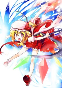 Rating: Safe Score: 15 Tags: flandre_scarlet kiku_hitomoji touhou User: itsu-chan