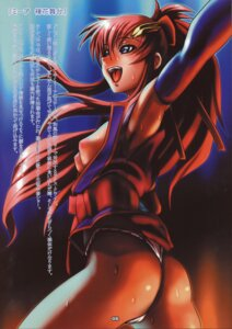 Rating: Questionable Score: 20 Tags: ass breasts fujidana fujito fundoshi gundam gundam_seed gundam_seed_destiny lacus_clyne nipples open_shirt User: Kaerus