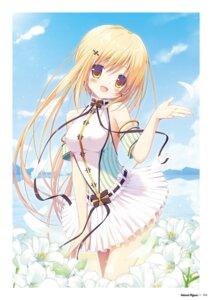 Rating: Safe Score: 19 Tags: canvas+garden dress erect_nipples miyasaka_nako no_bra summer_dress tagme User: lightsnow