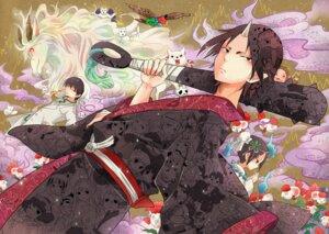 Rating: Safe Score: 1 Tags: hakutaku_(hoozuki_no_reitetsu) hoozuki_(hoozuki_no_reitetsu) hoozuki_no_reitetsu horns kimono nekozuki_yuki User: Radioactive