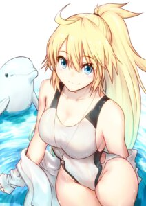 Rating: Safe Score: 45 Tags: cleavage fate/grand_order jeanne_d'arc jeanne_d'arc_(fate) nakanishi_tatsuya swimsuits wet User: mash