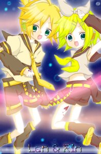 Rating: Safe Score: 1 Tags: kagamine_len kagamine_rin miuru vocaloid User: charunetra