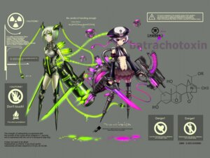 Rating: Questionable Score: 30 Tags: anthropomorphization gia gun mecha_musume sword User: EternalToXicity16