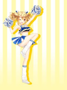 Rating: Safe Score: 41 Tags: bloomers cheerleader cuteg hinabita izumi_ibuki User: lee1238234