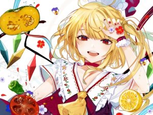 Rating: Safe Score: 25 Tags: daimaou_ruaeru flandre_scarlet touhou wings User: Mr_GT