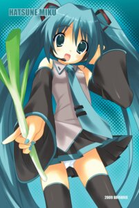 Rating: Questionable Score: 29 Tags: cameltoe emily hatsune_miku pantsu thighhighs vocaloid User: blooregardo