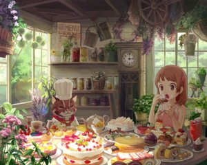 Rating: Safe Score: 34 Tags: harupy neko User: charunetra