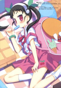 Rating: Safe Score: 15 Tags: bakemonogatari hachikuji_mayoi meito meizu User: Radioactive