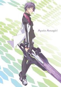 Rating: Questionable Score: 8 Tags: amagiri_ayato gakusentoshi_asterisk okiura User: kiyoe