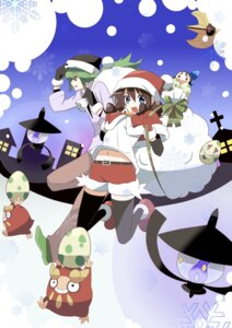 Rating: Safe Score: 17 Tags: borupikka christmas n_(pokemon) pokemon thighhighs touko_(pokemon) User: Amperrior
