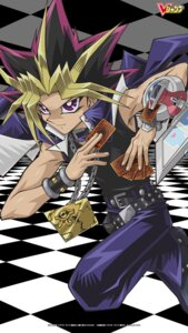 Rating: Safe Score: 9 Tags: tagme yami_yuugi yugioh User: kiyoe