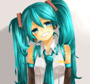 Rating: Safe Score: 13 Tags: hatsune_miku rojiko vocaloid User: charunetra