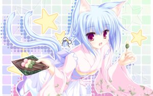 Rating: Safe Score: 68 Tags: animal_ears japanese_clothes kiryuu_hina mikagami_mamizu neko_koi nekomimi tail wallpaper whirlpool User: oranganeh