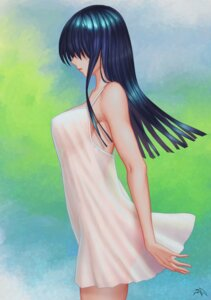 Rating: Questionable Score: 59 Tags: darkmuleth dress erect_nipples no_bra nopan see_through User: charunetra