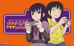 Rating: Safe Score: 4 Tags: dress high_score_girl oono_akira oshikiri_rensuke tagme wallpaper yaguchi_haruo User: Korino