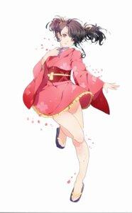 Rating: Safe Score: 47 Tags: itsuori kimono koutetsujou_no_kabaneri mumei User: charunetra