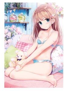Rating: Questionable Score: 167 Tags: bra kimishima_ao momoi_saki pantsu possible_duplicate wardrobe_malfunction User: kiyoe