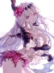 Rating: Questionable Score: 188 Tags: armor breast_hold cleavage granblue_fantasy jeanne_d'arc jeanne_d'arc_(granblue_fantasy) michudx nopan User: hiroimo2