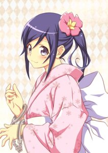 Rating: Safe Score: 34 Tags: aragaki_ayase kanna_kanaki kimono ore_no_imouto_ga_konnani_kawaii_wake_ga_nai User: darkies